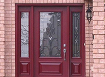 Installation of entry doors in Toronto and Markham. Fiberglass doors and sliding patio doors in Oakville and Brampton.