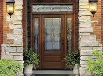 Residential Entry Doors in Toronto - Fiberglass doors in Kitchener, Burlington - Steel/metal doors in Barrie, Brampton - Patio doors in Markham, Hamilton