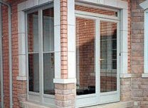 Porch Enclosures in Toronto - Patio enclosures in Brampton, Barrie - Front entrance enclosure in Newmarket, Mississauga - Siding in GTA, Ontario
