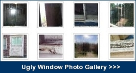 Click here to view Ugly Window Photo Gallery