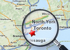 CLICK TO VIEW Service Area Map - Windows and Doors installation in Toronto, GTA, Ontario
