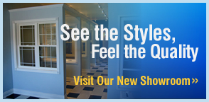 WELDA Windows and Doors - Showroom.  See the Styles, Feel the Quality.